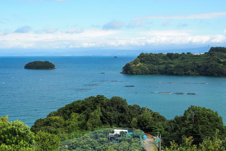 漁業と農業が盛んな長島
